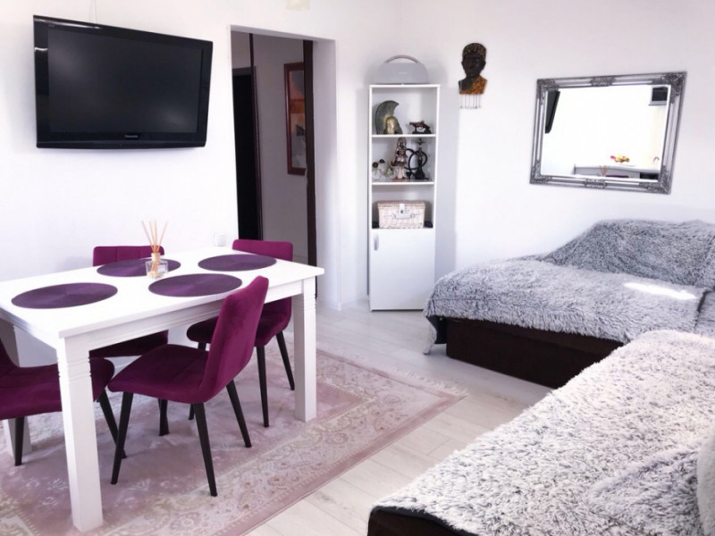 Apartament superb cu terasa